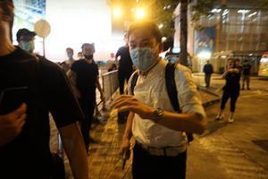 香港大紀元關於本報記者遭到暴力襲擊的嚴正聲明