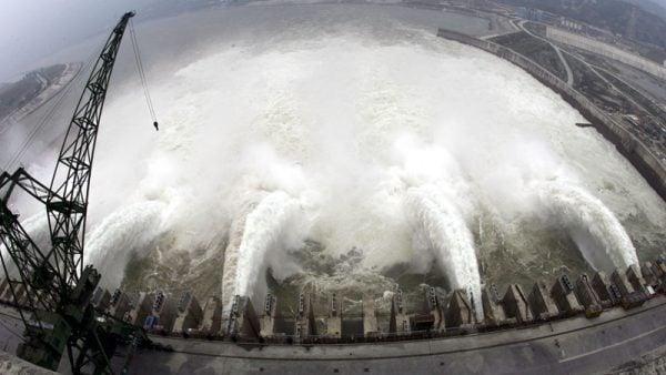 三峽大壩破壞風水,給子孫後代帶來的巨大災難,是無窮無盡的。(Getty Images)