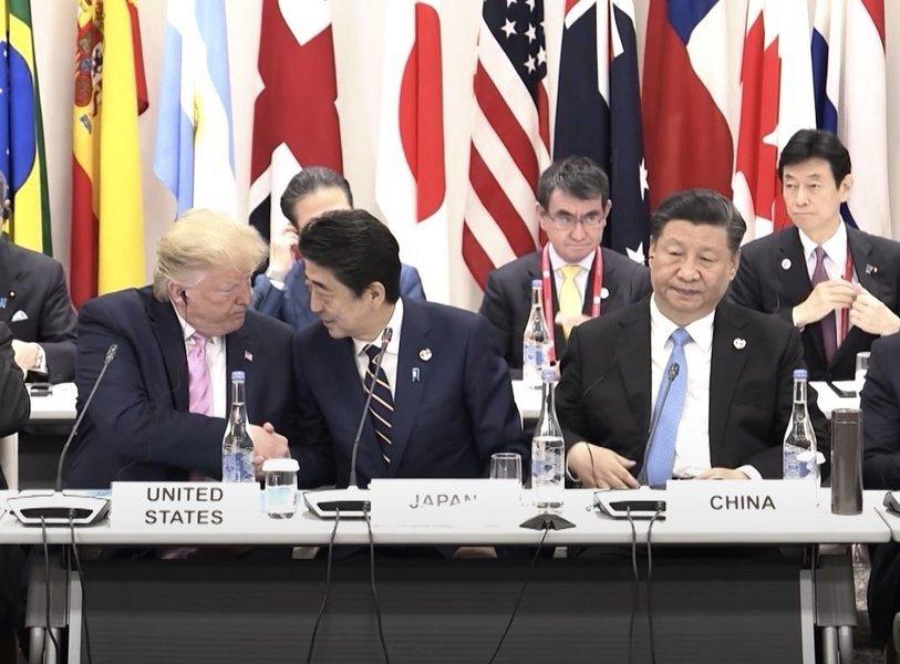 【中美新冷戰】日美同盟聯手 安倍再撐香港