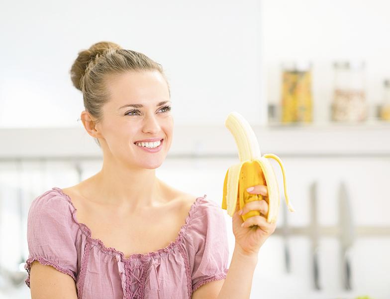 別小看香蕉 美白護膚還減肥
