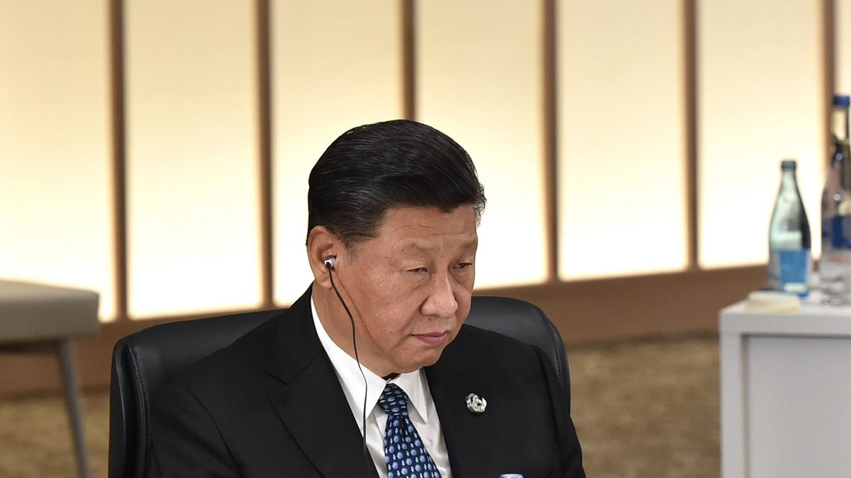 有文章說,對習近平而言,最大的夢魘就是中共如同蘇聯一樣崩解垮台。(Kazuhiro NOGI - Pool/Getty Images)