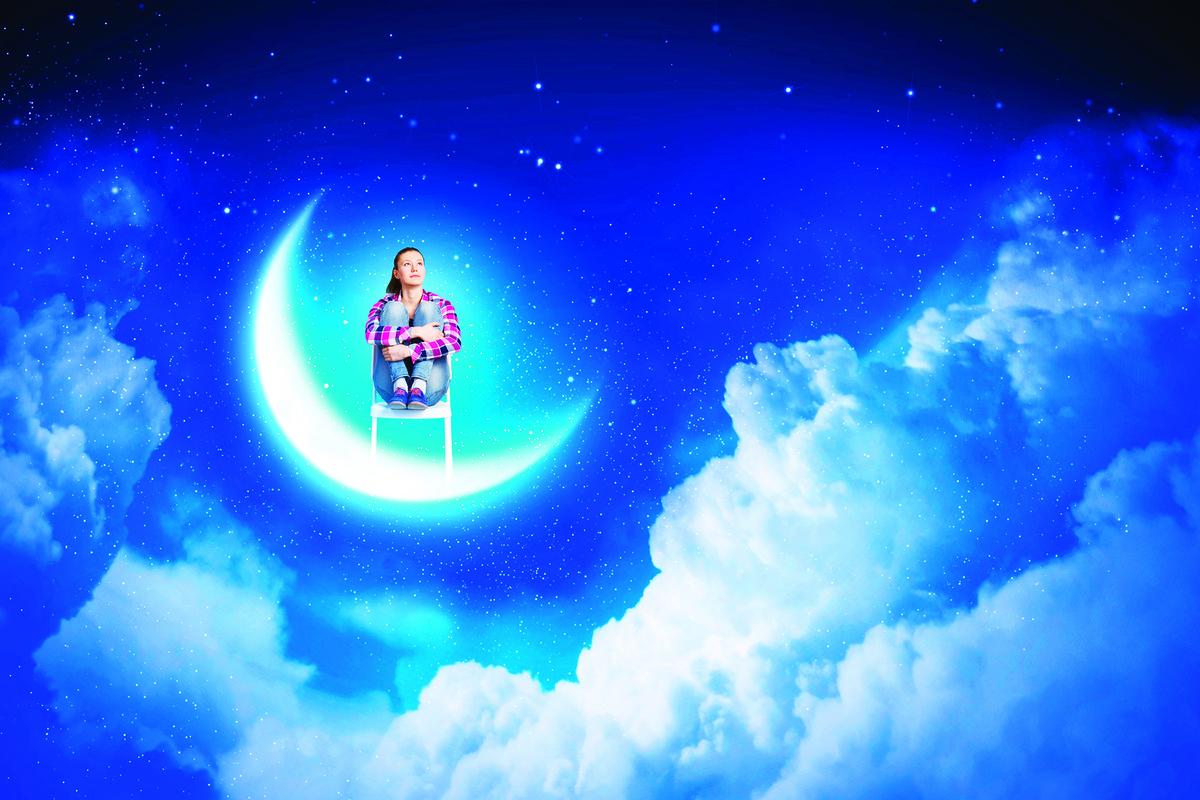 夢境常常回到過去,一些早已忘懷的人、事、物會突然出現在夢中。