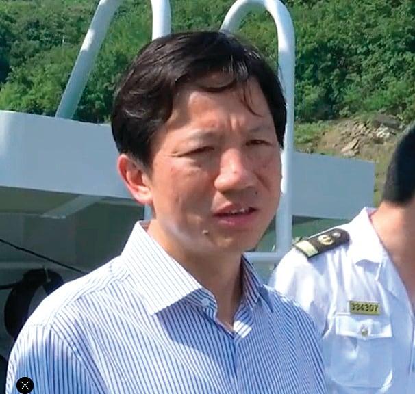 重慶市副市長、公安局局長鄧恢林被調查。(影片截圖)