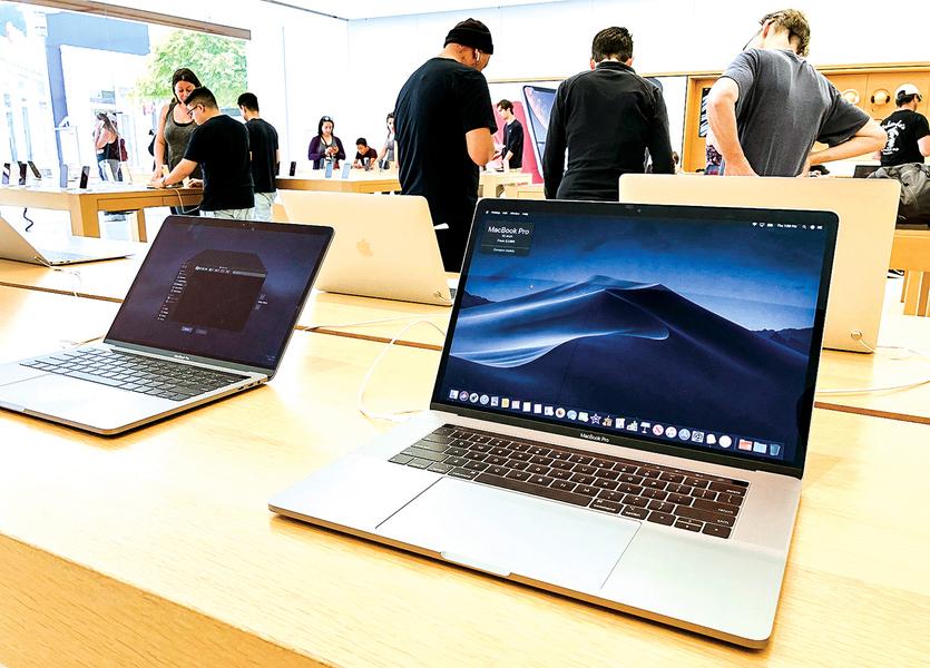 蘋果Mac電腦明年轉向ARM架構 打造更輕薄筆記本電腦