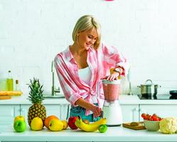 營養爽口的果昔 簡單搭配更健康