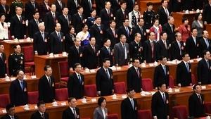 全國人大常委集體赴京 港版國安法生死不明