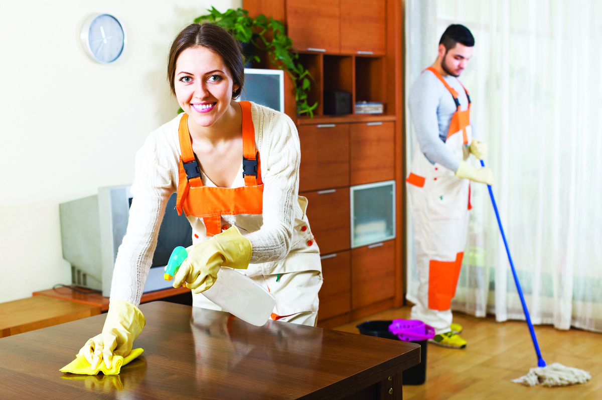 適度清潔可以讓心情愉快,但如果過度要求整潔,容易造成旁人的壓力。