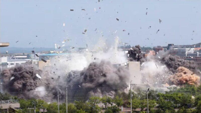 北韓揚言邊境軍演 南韓警告 美軍機監控