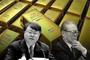 江澤民家族藏匿在美國的5000億美金資產,很可能因此而蒸發。(合成圖片)