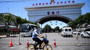 北京豐台居民隔離五天斷糧 網民在微博求救