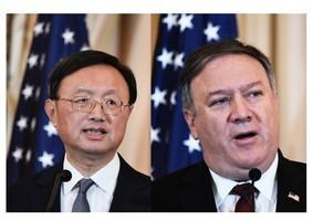 【中美新冷戰】蓬佩奧楊潔篪會談無果 北京再推國安法顯示美國立場未變