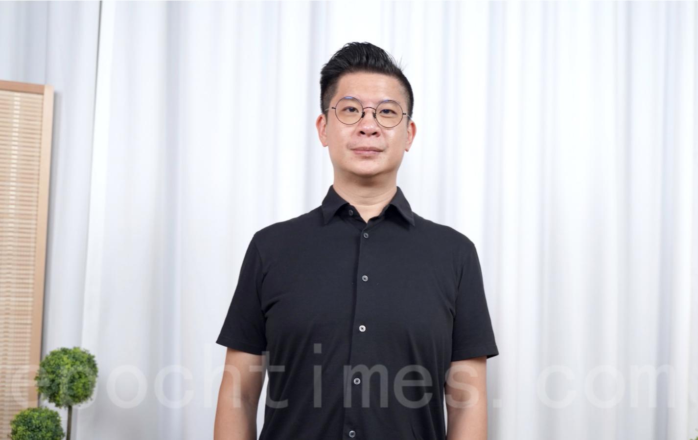 利世民表示,「港版國安法」加劇中美矛盾,引發香港信心危機,亦導致香港金融制度不穩定。(Jack/大紀元)