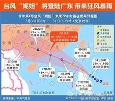 颱風「妮妲」將登陸 廣州停產停工停課