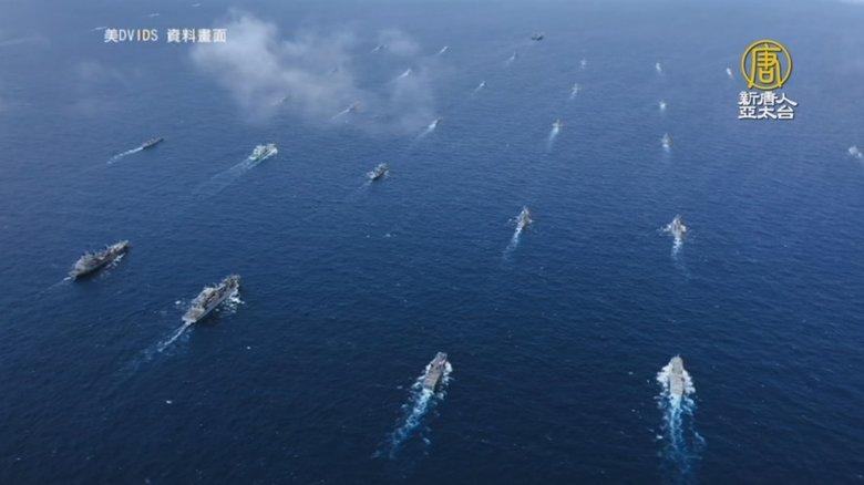 美國防部長艾斯培發推文:與印太夥伴齊抗中共,重申維持對台承諾。多國挺台灣。(NTD資料畫面)