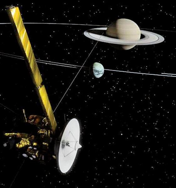 土衛六飛離土星速度比預測快百倍