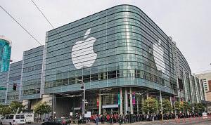 Apple TV吸金  傳蘋果下聘時代華納