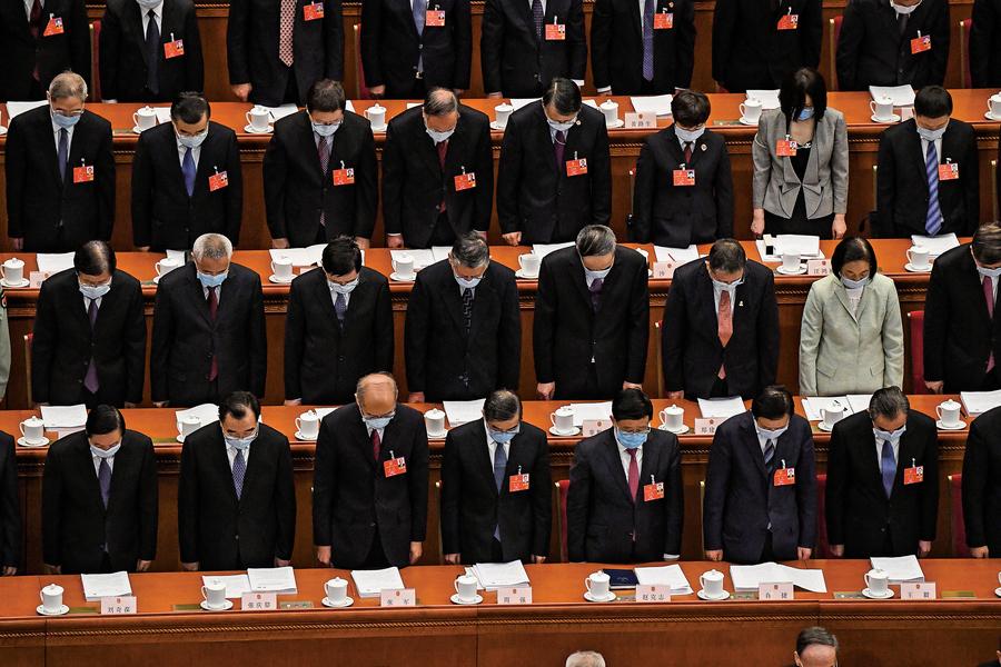 兩會「毒王」匯聚北京 疫情爆發