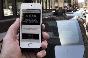傳蘋果投資的滴滴出行收購中國Uber