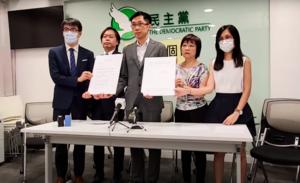 深水埗區議會調查催淚彈影響  遭民政處阻撓