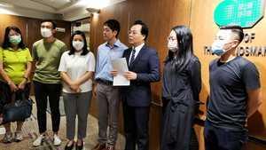 中西區民主派區議員投訴民政專員黃何詠詩打壓民選議會:涉「行政失當」