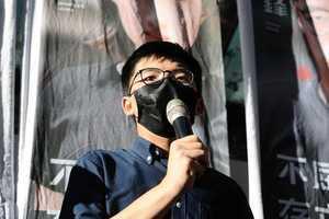 黃之鋒將參與民主派九龍東初選 冀國際戰線獲更多民意授權