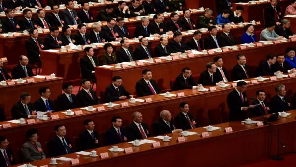 中共高幹享受特權與優厚待遇。示意圖(WANG ZHAO/AFP via Getty Images)