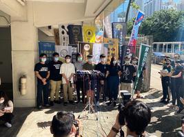「二百萬三罷工會聯合陣線」公投抗國安法 中學生平台:公投在鋪墊香港未來