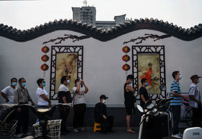 第二波瘟疫爆發 北京首當其衝