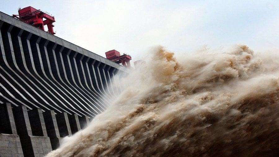 四川再降暴雨 三峽一旦出事 四億人將受災