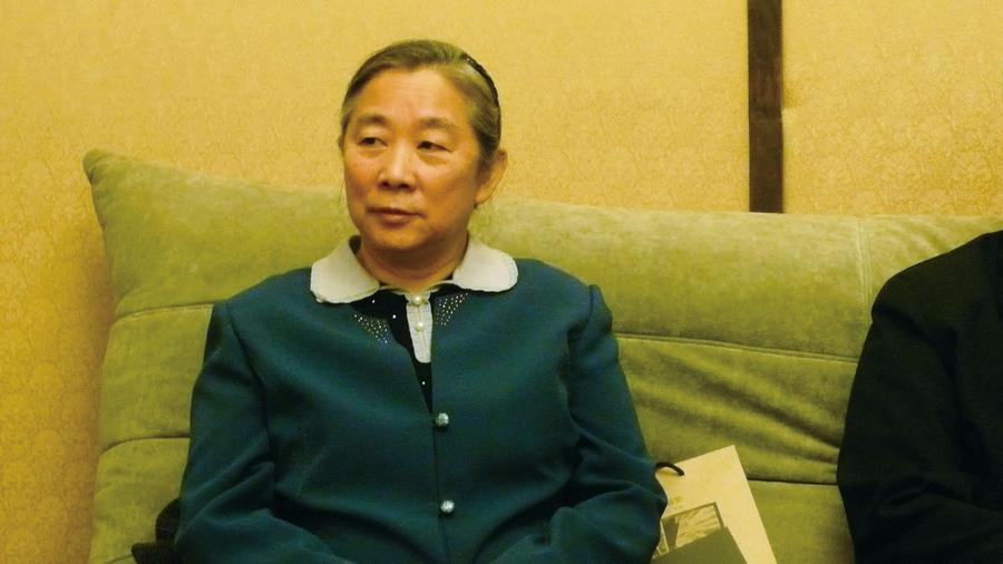 林彪之女林豆豆被整得死去活來