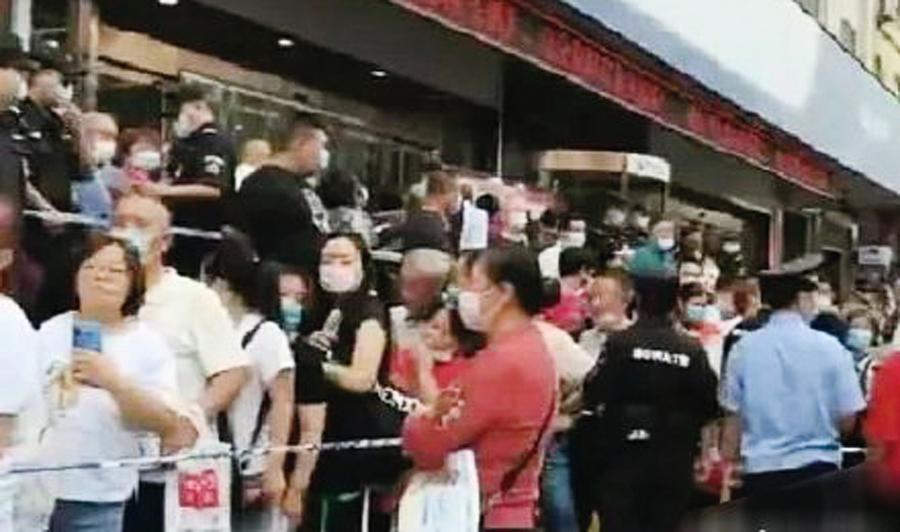 山西一銀行發生擠兌 公務員被要求存錢堵漏