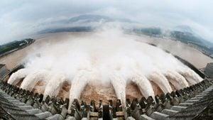 三峽潰壩有多可怕?專家:上海將變海上 中共後備軍全滅