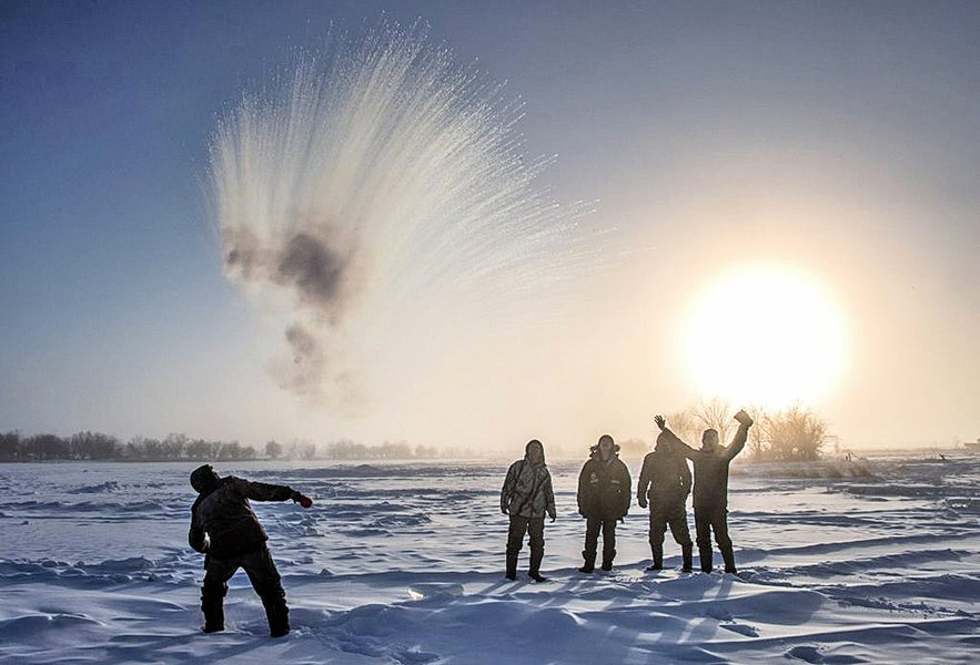曾零下68度 北極圈小鎮現熱浪達攝氏38度
