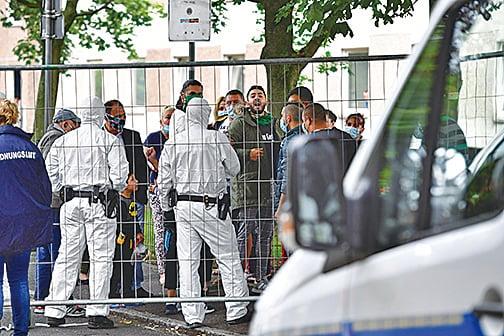 德國肉品廠爆發群聚感染 連日感染率上升