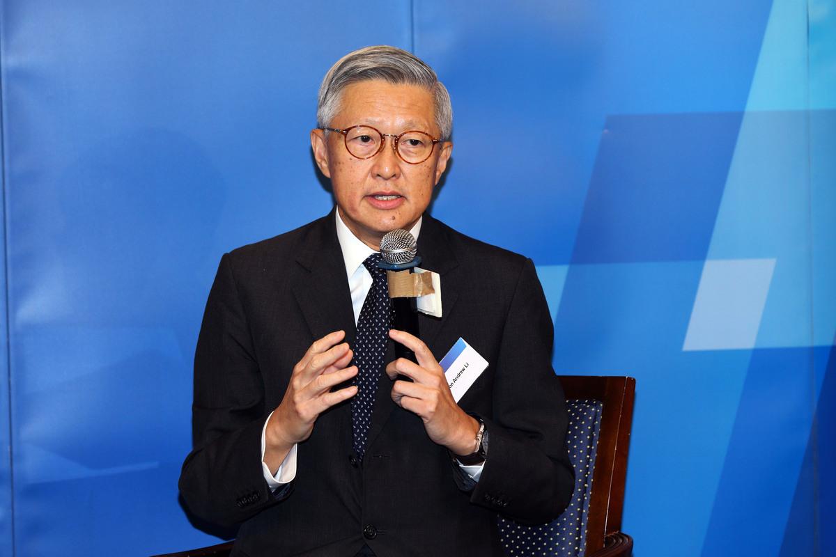 香港終審法院首任法官李國能。(大紀元資料圖片)