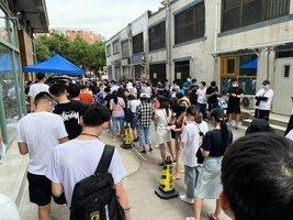 【前線採訪】北京疫情暴增 上萬快遞小哥被隔離