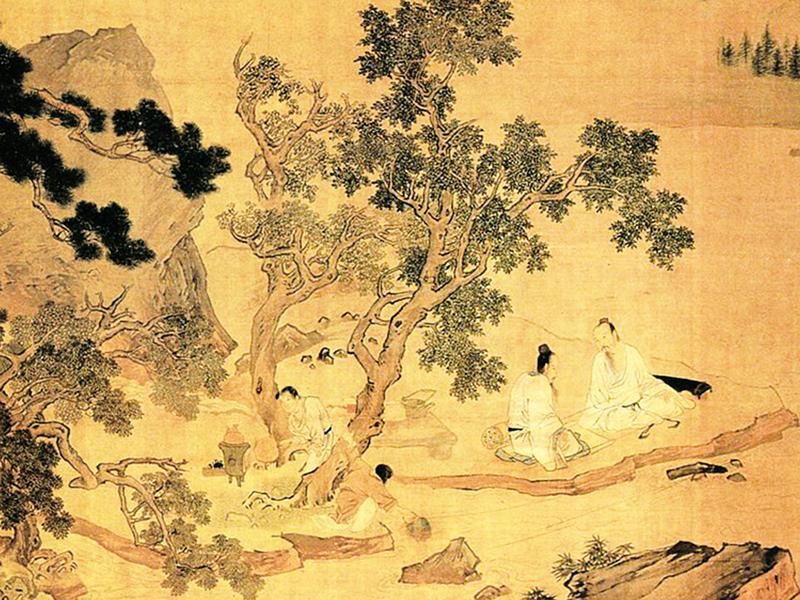 馨香雅句:天下誰人不識君 盛唐音樂大師與邊塞詩人的情誼