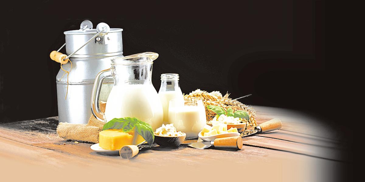自己製作不同的乳製品,營養又安全!