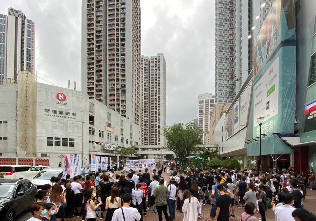 當日的論壇,民眾熱情高漲,很多市民紛紛參與並提出一些有建設性的意見。(霄龍 / 大紀元)