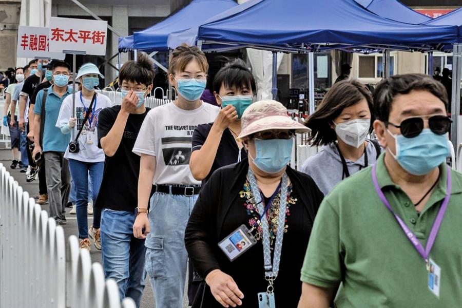 北京遍佈監控抓人封門