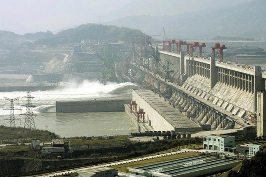 六億人頭頂「定時炸彈」 王維洛:三峽大壩非拆不可