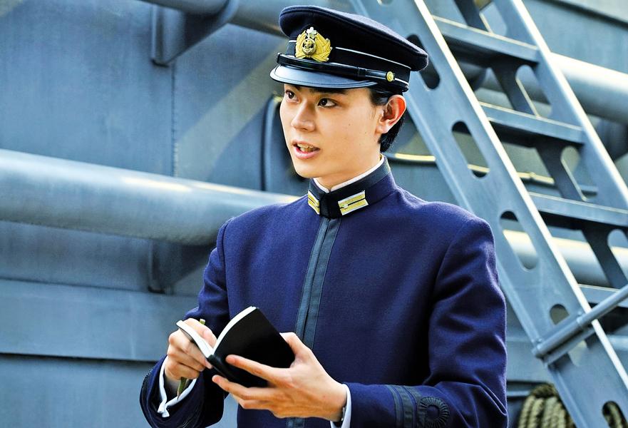 《阿基米德大戰》天才數學家捲入日本戰列艦派及航母派之爭
