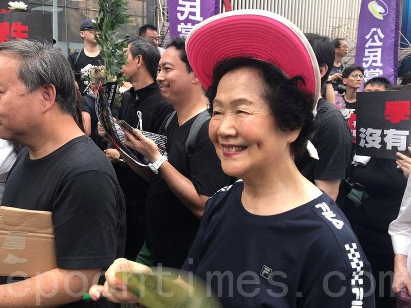 陳方安生宣佈退出政治 盼年輕人續堅守港核心價值