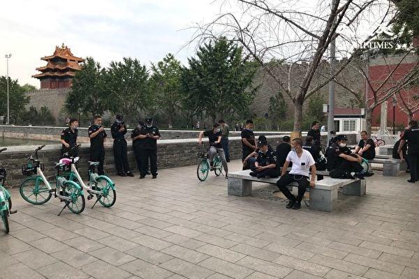 新京報微博涉疫情遭封殺 北京加強追蹤和管制人口