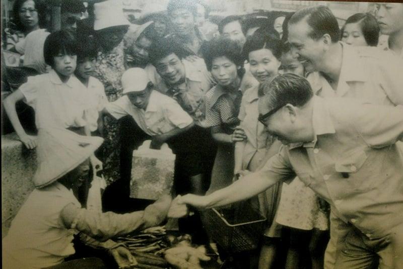 蔣經國脫離中共令台灣走向民主