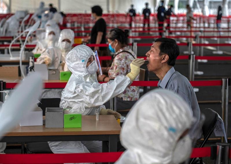 網爆北京病毒突變超二千人死 重要部門染疫嚴格保密