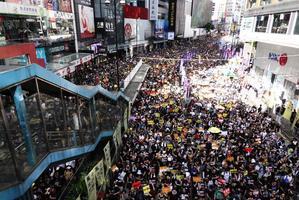 反對國安法  網民發起「6.28靜默遊行」