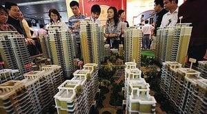 北京房地產市場租售雙降 金融危機情形再現