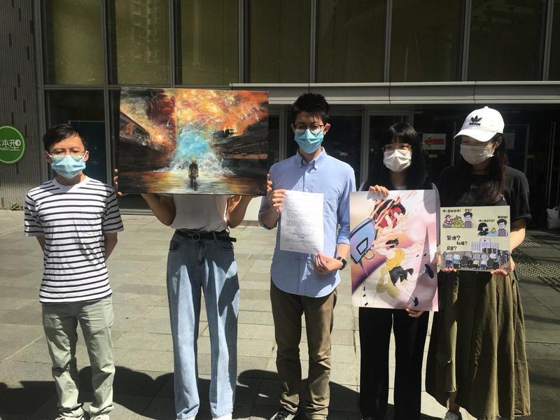 「第一年的故事」藝術展無故取消 觀塘區議員龔振祺譴責民政處
