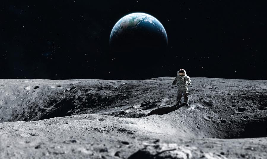 數十億年來月球地貌數一直在改變